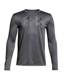 UNDER ARMOUR/アンダーアーマー/キッズ/18S UA TECH BIG LOGO LS/500819497