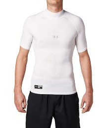UNDER ARMOUR/アンダーアーマー/メンズ/18S UA HEATGEAR ARMOUR COMPRESSION SS MOCK/500819510