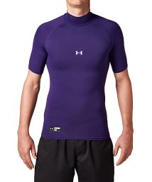 UNDER ARMOUR/アンダーアーマー/メンズ/18S UA HEATGEAR ARMOUR COMPRESSION SS MOCK/500819514