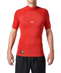 UNDER ARMOUR/アンダーアーマー/メンズ/18S UA HEATGEAR ARMOUR COMPRESSION SS MOCK/500819515