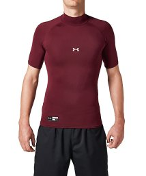 UNDER ARMOUR/アンダーアーマー/メンズ/18S UA HEATGEAR ARMOUR COMPRESSION SS MOCK/500819516