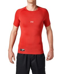 UNDER ARMOUR/アンダーアーマー/メンズ/18S UA HEATGEAR ARMOUR COMPRESSION SS CREW/500819521
