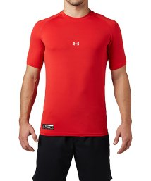 UNDER ARMOUR/アンダーアーマー/メンズ/18S UA HEATGEAR ARMOUR FIT SS CREW/500819526