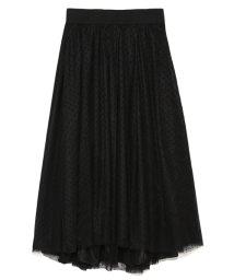 Mila Owen/チュールロングテールスカート/500820939
