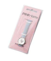 PINK-latte/ドームガラスウォッチ/500821670