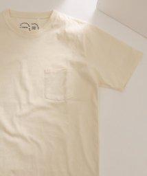 JOURNAL STANDARD/【Begin掲載】【WEB限定】USコットン ポケットTシャツ/UV加工 汗染み防止/500821833
