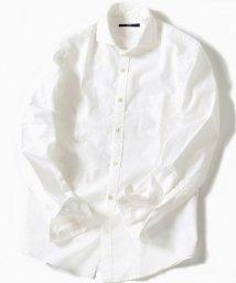 SHIPS MEN/SC: ドビー織り ドット セミワイドカラー シャツ/500665277