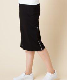 Leilian/ジップデザインタイトスカート/500737410