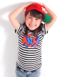 ANAP KIDS/グラフィティプリントTシャツ/500808412