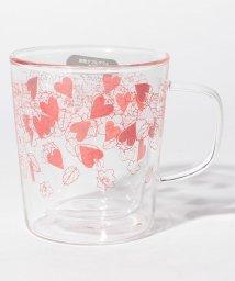 Afternoon Tea LIVING/イチゴ柄耐熱ダブルウォールマグカップ/500743104