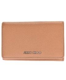 JIMMY CHOO/ジミーチュウ 二つ折り財布(小銭入れ付)/500798225