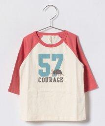 LAGOM/アルマジロラグラン7分袖Tシャツ/500804408