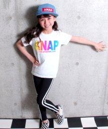 ANAP KIDS/グラデーションロゴTシャツ/500817114