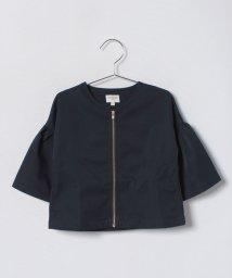 LAGOM/袖フリルジャケット/500768977