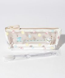 Afternoon Tea LIVING/べキュアハニー歯ブラシポーチ/500797129