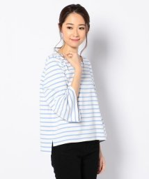 NIJYUSANKU(LARGE SIZE)/【Lsize限定】COMFORT SMOOTH カットソー/500827496
