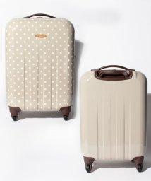 addy selection/【addy】ポルカ スーツケースS ファスナーキャリー 拡張機能付き/500809476