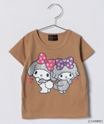 koe kids/マイメロディラメプリント半袖Tシャツ/500819389
