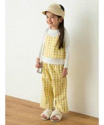 petit main/レイヤード風Tシャツ×パンツセット/500817832