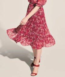 ELISA/スモールフラワープリント スカート/500820292