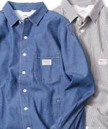 coen/SMITH(スミス)別注長袖ワークシャツ18SS/500825347