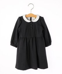 SHIPS KIDS/SHIPS KIDS:ピンタック 長袖 ワンピース(90cm)【OCCASION COLLECTION】/500830051