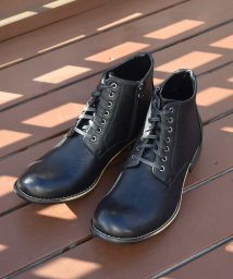 MK homme/【BOOTS】レースアップショートブーツ/500830092