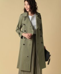 beautiful people/coton twilllong trench coat/500654113
