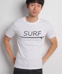STYLEBLOCK/綿100%サーフプリントTシャツ/500808883