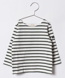 petit main/定番ボーダー柄Tシャツ/500817816