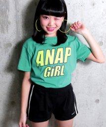 ANAP GiRL/ネオンロゴTシャツ/500823299