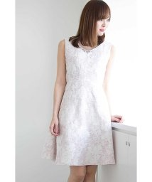 PROPORTION BODY DRESSING/《Lou Lou Fee》ワイルドローズジャガードワンピース/500830125