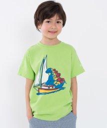 SHIPS KIDS/GRAVITY:プリント TEE 2018SS/500833869