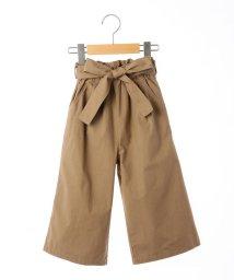 SHIPS KIDS/SHIPS KIDS:リボン パンツ(100~130cm)/500833879