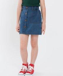 SHIPS KIDS/SHIPS KIDS:Aライン デニム スカート(100~130cm)/500833881