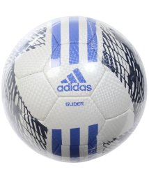 adidas/アディダス/キッズ/日本オリジナル フットボール4号球 白色×青色/500836704
