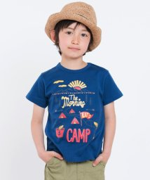 SHIPS KIDS/SHIPS KIDS:クライミング プリント TEE(100~130cm)/500837714