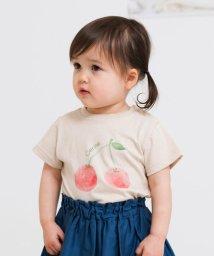 SHIPS KIDS/SHIPS KIDS:ベビー フルーツ TEE(80~90cm)/500837715