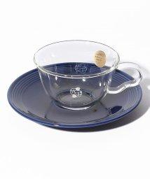 Afternoon Tea LIVING/パラレル/耐熱ガラスカップ&ソーサー/500809149