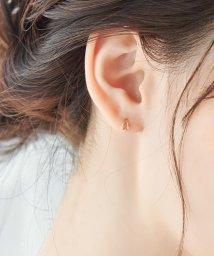 phoebe/【K10】リーフダイヤモンドピアス/500797756