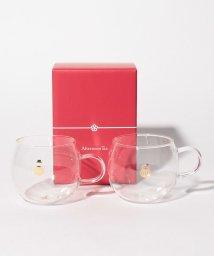 Afternoon Tea LIVING/だるま耐熱ガラスマグカップペアセット/500809152