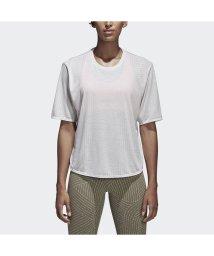 adidas/アディダス/レディス/W YG エアロニット FREELIFT 半袖Tシャツ/500839050