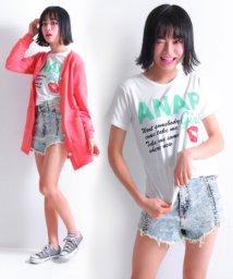 ANAP GiRL/ロングカーディガン&Tシャツ SET/500739764
