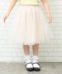 ROPE' PICNIC KIDS/【ROPE' PICNIC KIDS】チュールスカート/500830380