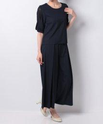 Eimy Peal by POWDER SUGAR/N袖アキガウチョパンツドレス/500830538