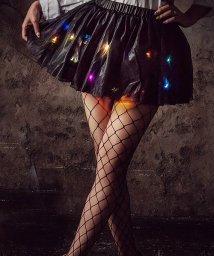 Dita/costume【コスチューム】コスプレ/光る!エレクトロシリーズ★光るパニエ2色※単三電池×3本は別売りです。ハロウィン/500841948
