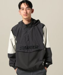 JOINT WORKS/STARTER*JW NYLON SWITCHING ANORAK/500843681