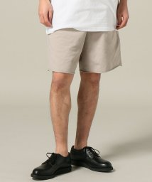JOINT WORKS/undecorated MAN HARD COTTON ELASTIC SHORT PANTS/500843684