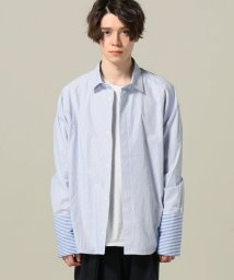 JOINT WORKS/SUPER THANKS / スーパーサンクス DOUBLE-CUFFS SHIRT/500845223