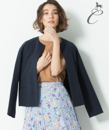 JIYU-KU /【Class Lounge】COTTON DOUBLE ジャケット(検索番号Y5/500845320